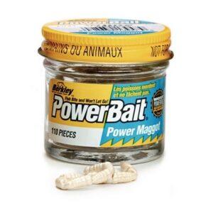 Berkley Powerbait Micro Power Maggots-0
