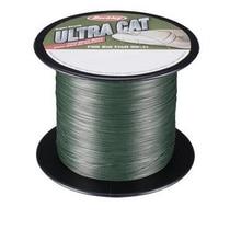 Berkley Ultra Cat Moss groen 250 mtr-485