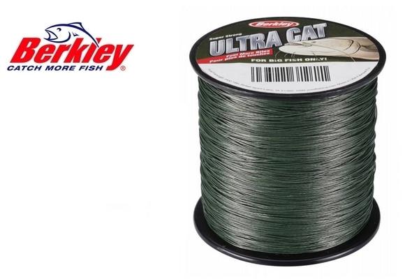Berkley Ultra Cat Moss groen 250 mtr-0