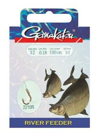 Gamakatsu BKD-2210R River Feeder 100 cm-0