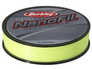 Berkley Nanofil HV Chartreuse
