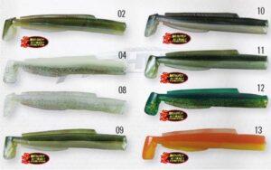 Fishus Ameni Shad Tails
