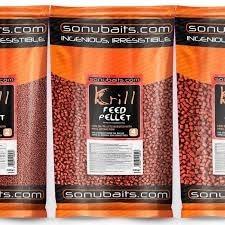 Sonubaits Feed Pellets - Krill