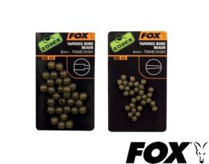Fox Tapered Bore Beads-0