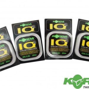 Korda IQ2 Fluorocarbon Hook Link-0