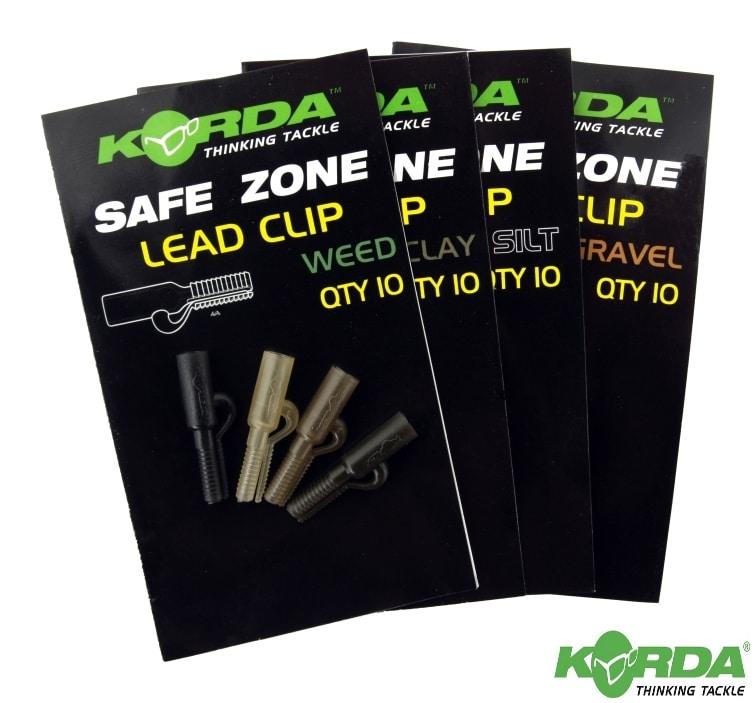 Korda Safe Zone Lead Clips-0