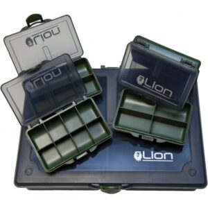 Lion Sports Advanced Complete Tackle Box-0