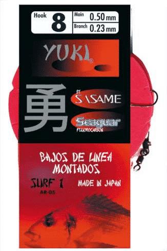 Yuki Wedstrijd Surf Onderlijn-0