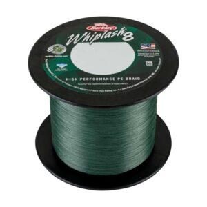 Berkley Whiplash 8 Green - 2000 mtr