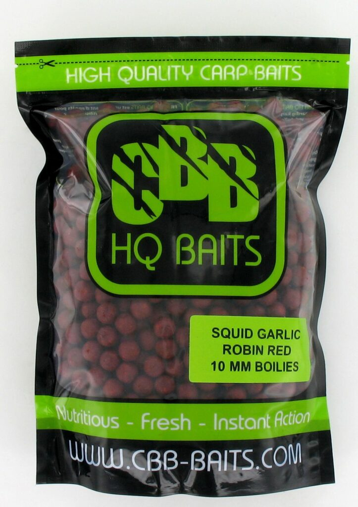 CBB HQ Baits Robin Red 1KG