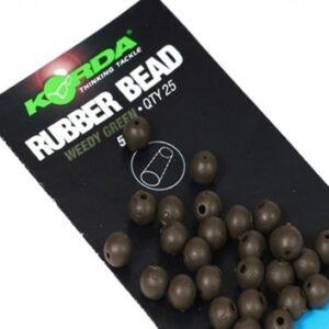 Korda 5mm & 4mm Rubber Beads