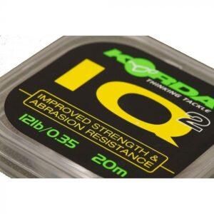 Korda IQ2 Flourocarbon 20 meter