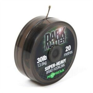 Korda Dark Matter Braid 20m