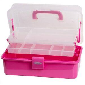 Fladen Viskoffer Pink