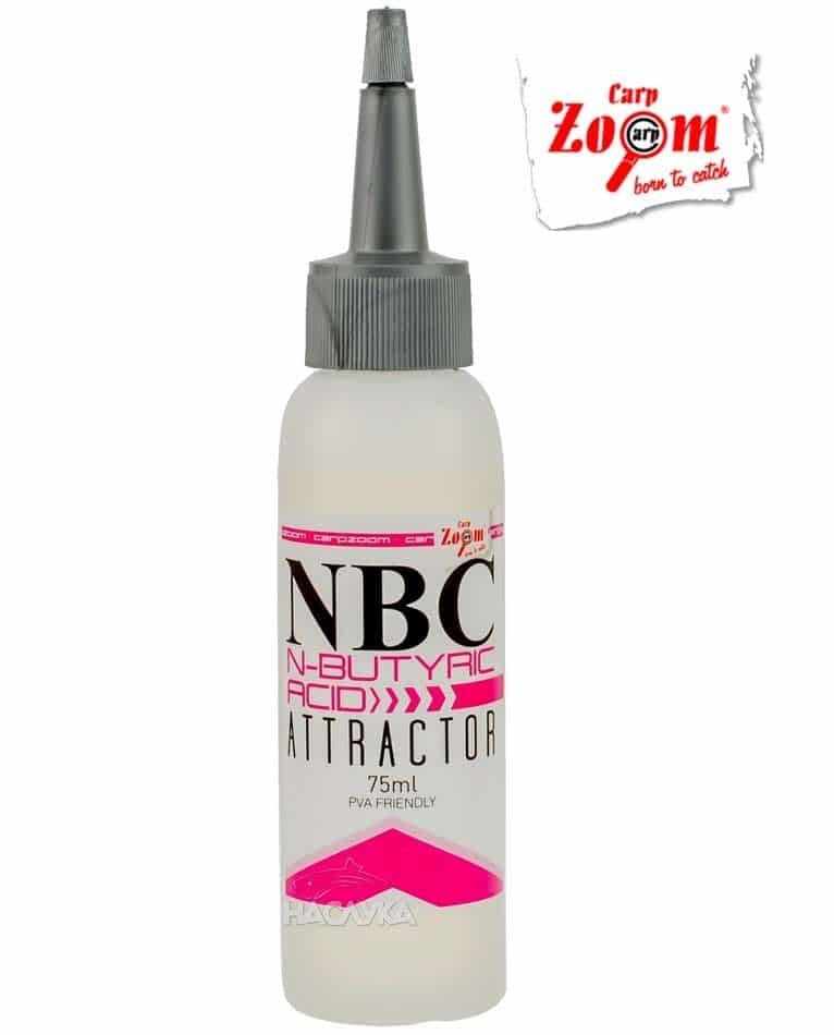 Carp Zoom N-Buturic Acid Attractor