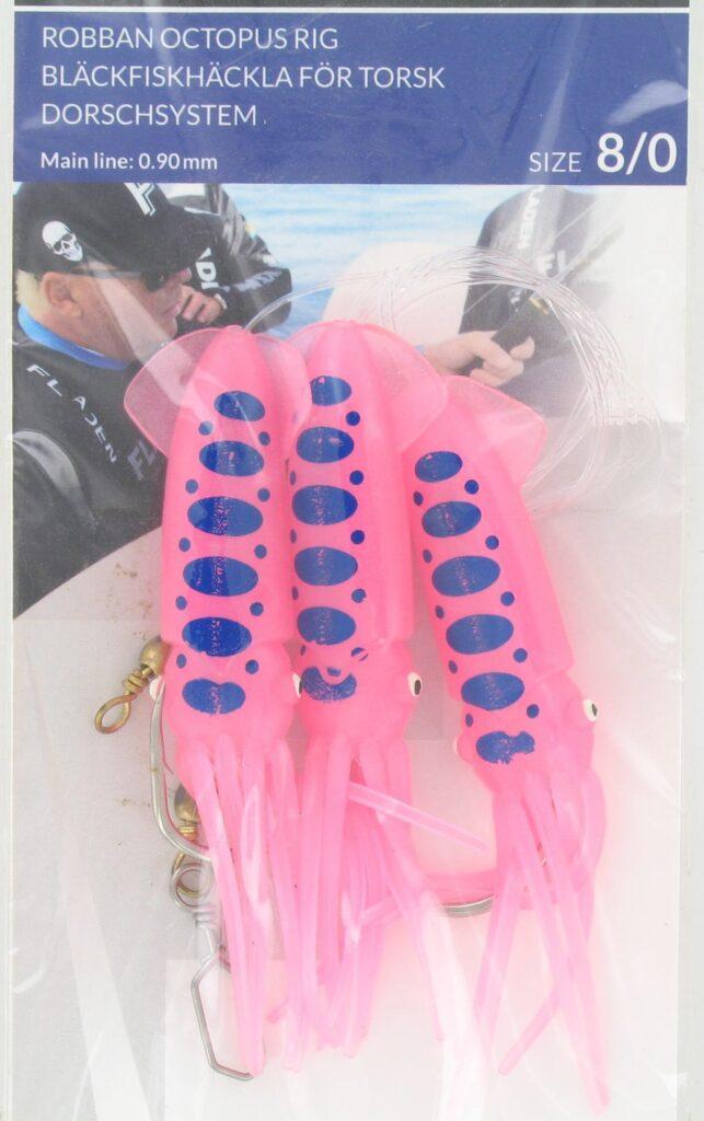 Fladen Robban Octopus Rig