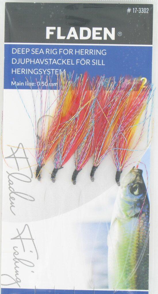 Fladen Deep Sea Rig For Herring