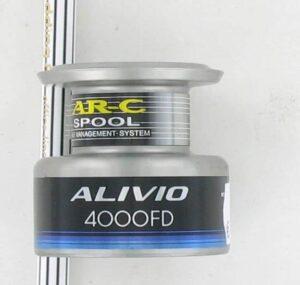 Shimano Alivio 4000FD Spoel