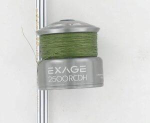 Shimano Exage 2500 RCDH Spoel