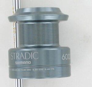 Shimano Stradic 6000 FC Spoel