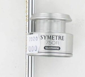 Shimano Symetre 750 FI Spoel