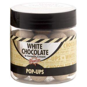 Dynamite Baits Pop-Ups White Chocolate & Coconut Cream (15mm)