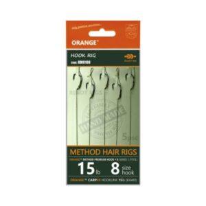 Orange Method Hair Rigs Hold Rig (series 1)