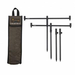 Prologic Avenger Buzz Bar Kit & Carrycase 2-Rod
