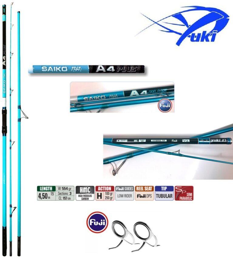 Yuki Saiko A4 Plus
