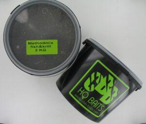 CBB HQ Baits Methodmix Fish & Krill