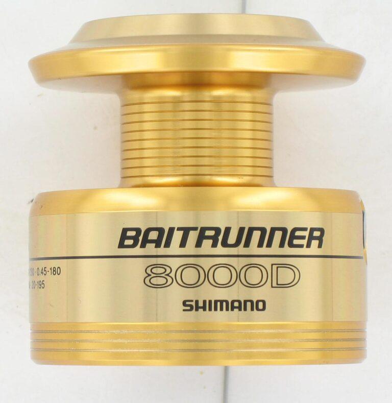 Shimano Baitrunner 8000D Spoel
