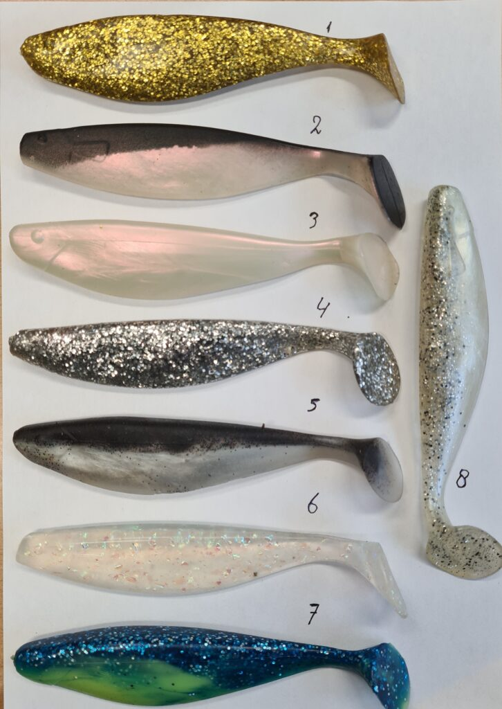 Action Plastics Shad 15cm