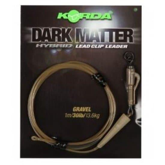 Korda Dark Matter Hybrid Lead Clip Leader