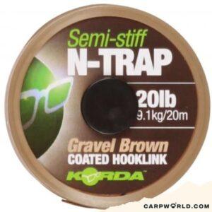 Korda N-TRAP Soft Gravel Brown Onderlijnmateriaal